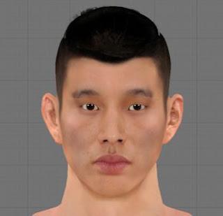 NBA 2K13 Jeremy Lin Mod