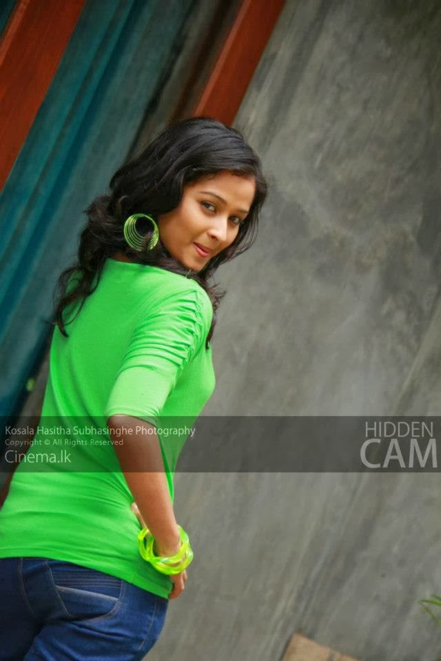 Bhagya Gurusinghe Hot back