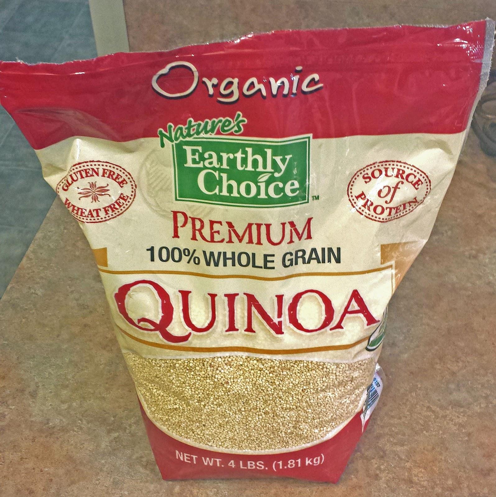 Quinoa side effects
