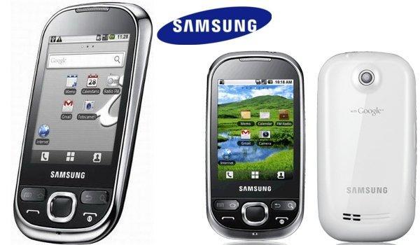 Características técnicas Samsung i5500 Galaxy 5