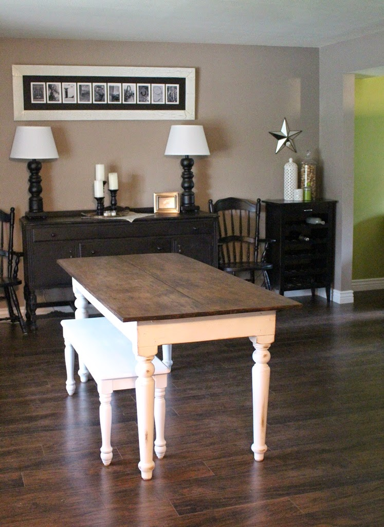 Kindred Style Karli S New Old Farm Table