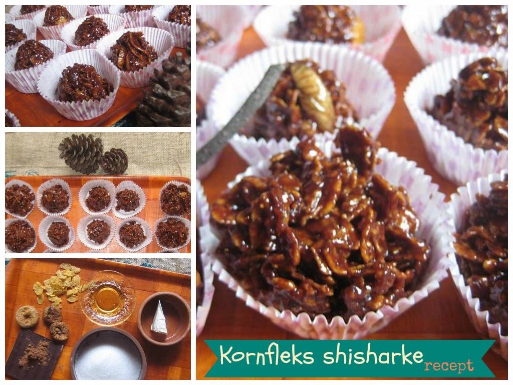 Recept: Kornfleks sisarke