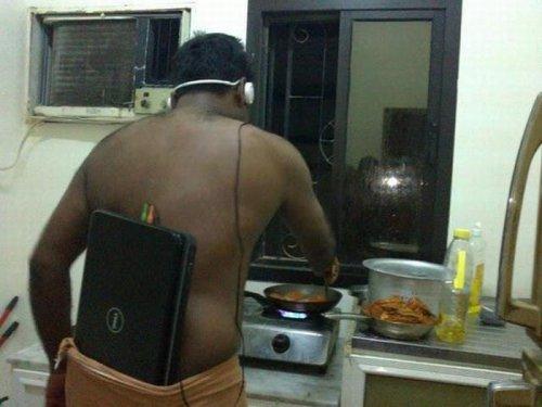 Jika Laptop Jadi MP3 Player