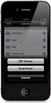 unarchiver iphone