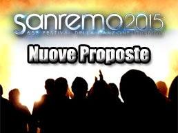 logo nuove proposte sanremo 2015