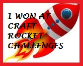 Craft Rocket Challenge #9 Winner