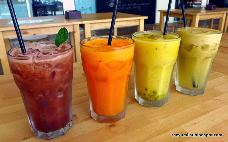 Chai Bar, Healthy Salads and More, Petaling Jaya, Oasis Village