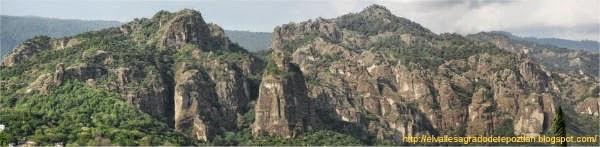 El Valle Sagrado de Tepoztlán