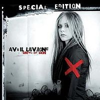 Avril Lavigne-Under My Skin