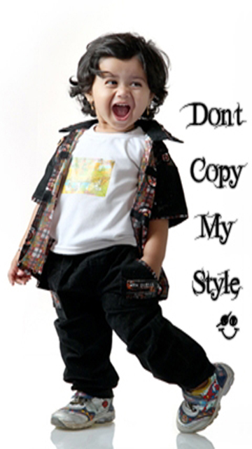 Awesome Pictures Of Dont Copy My Style Pictures - Displaypix
