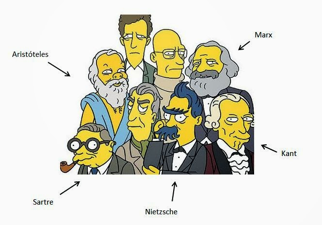 simpsons and philosophy The simpsons and philosophy: the d'oh of homer is a non-fiction book analyzing the philosophy and popular culture effects of the american animated sitcom, the.