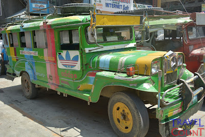 Jeep to Batad Saddle, Banaue