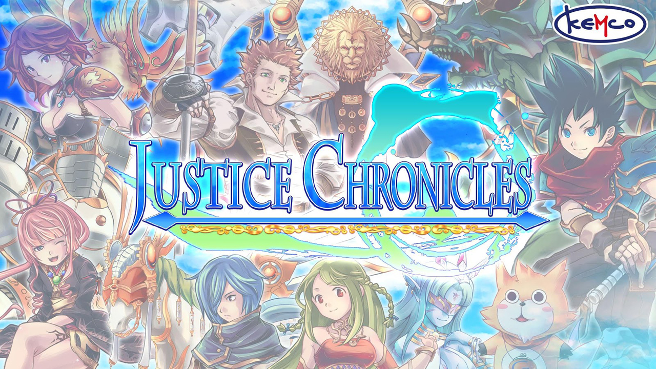 RPG Justice Chronicles Gameplay IOS / Android