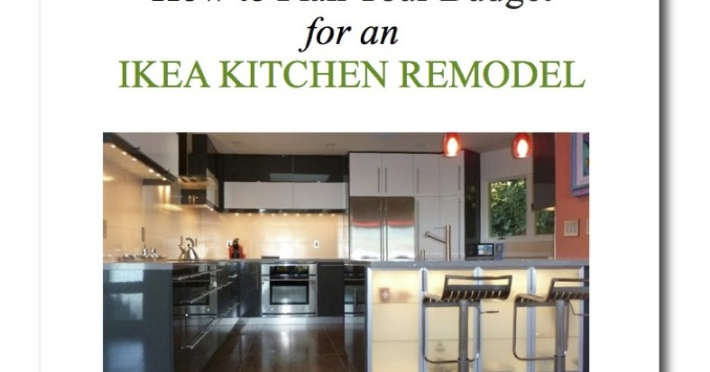 How To Save Thousands On An Ikea Type Kitchen How Much