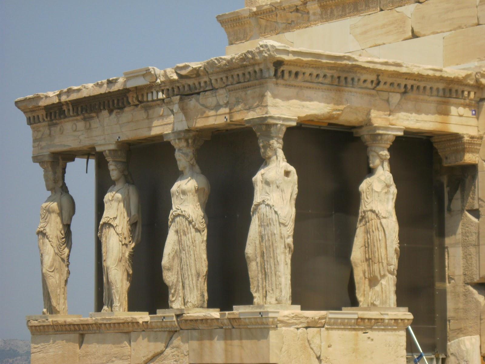 Zeus Statue Wallpaper