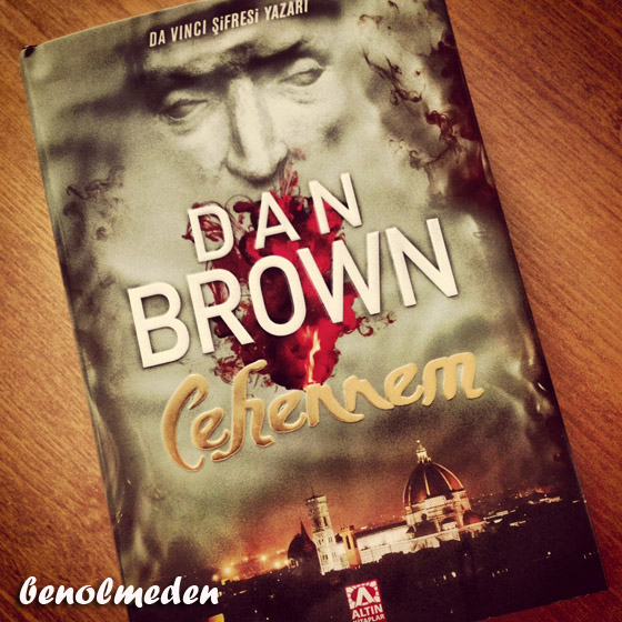 INFERNO Bk. 4 by Dan Brown 2013, Hardcover 1st edition, 1st print