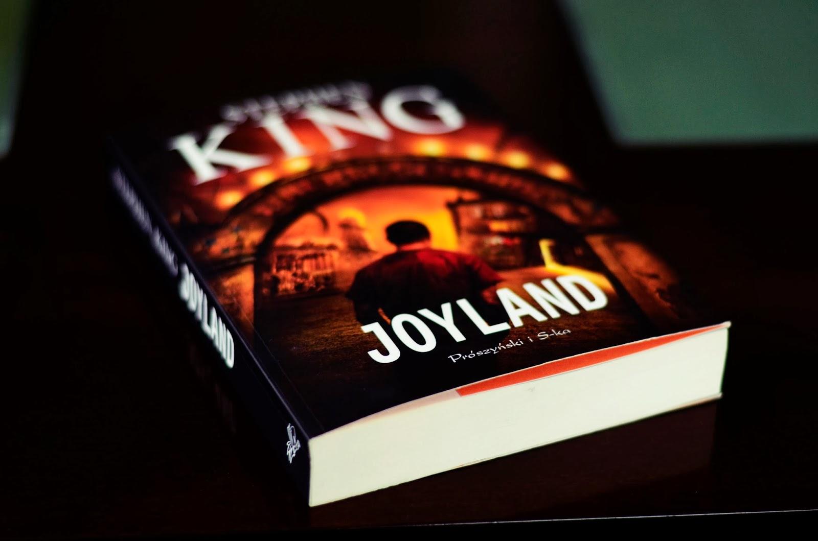 "Stephen King- ""Joyland"""