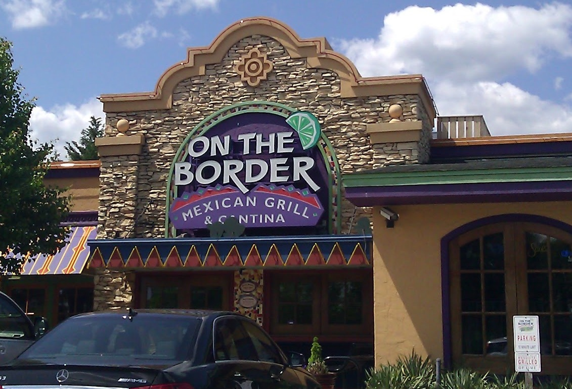 reviews of On The Border Mexican Grill & Cantina