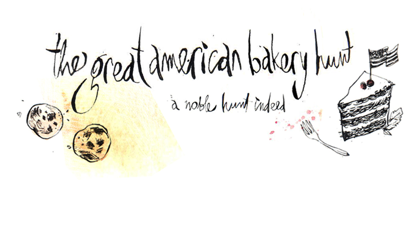 The Great American Bakery Hunt