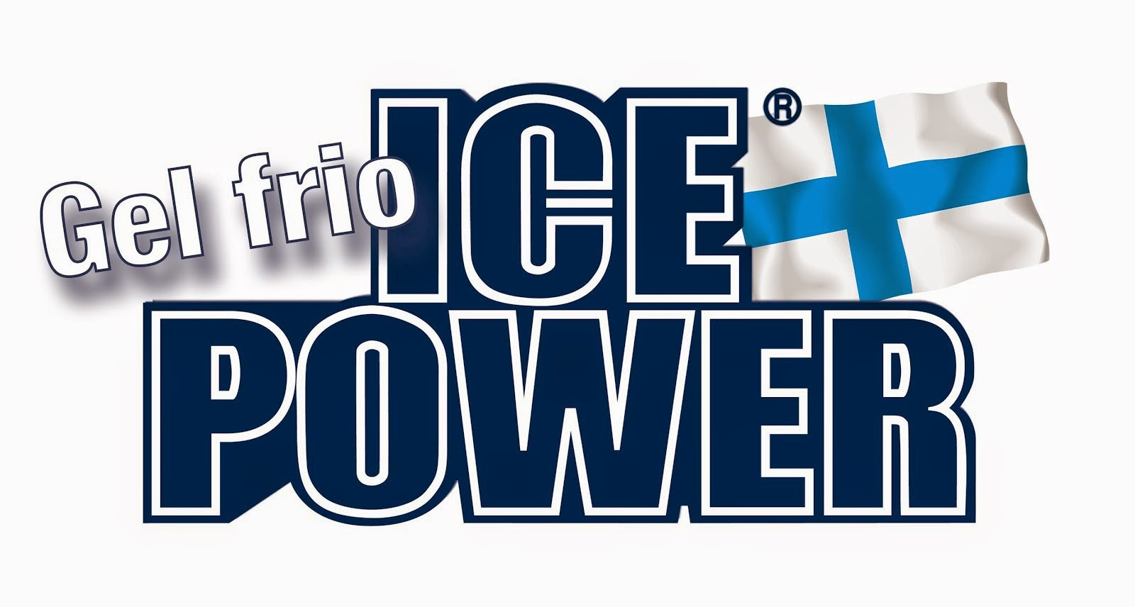 "Ice power ""Gel frío"""