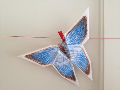 gallerphot origami schmetterling geldschein. Black Bedroom Furniture Sets. Home Design Ideas