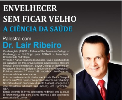 Doutor Lair Ribeiro