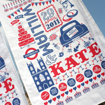royal wedding tea towel. royal wedding tea towel.