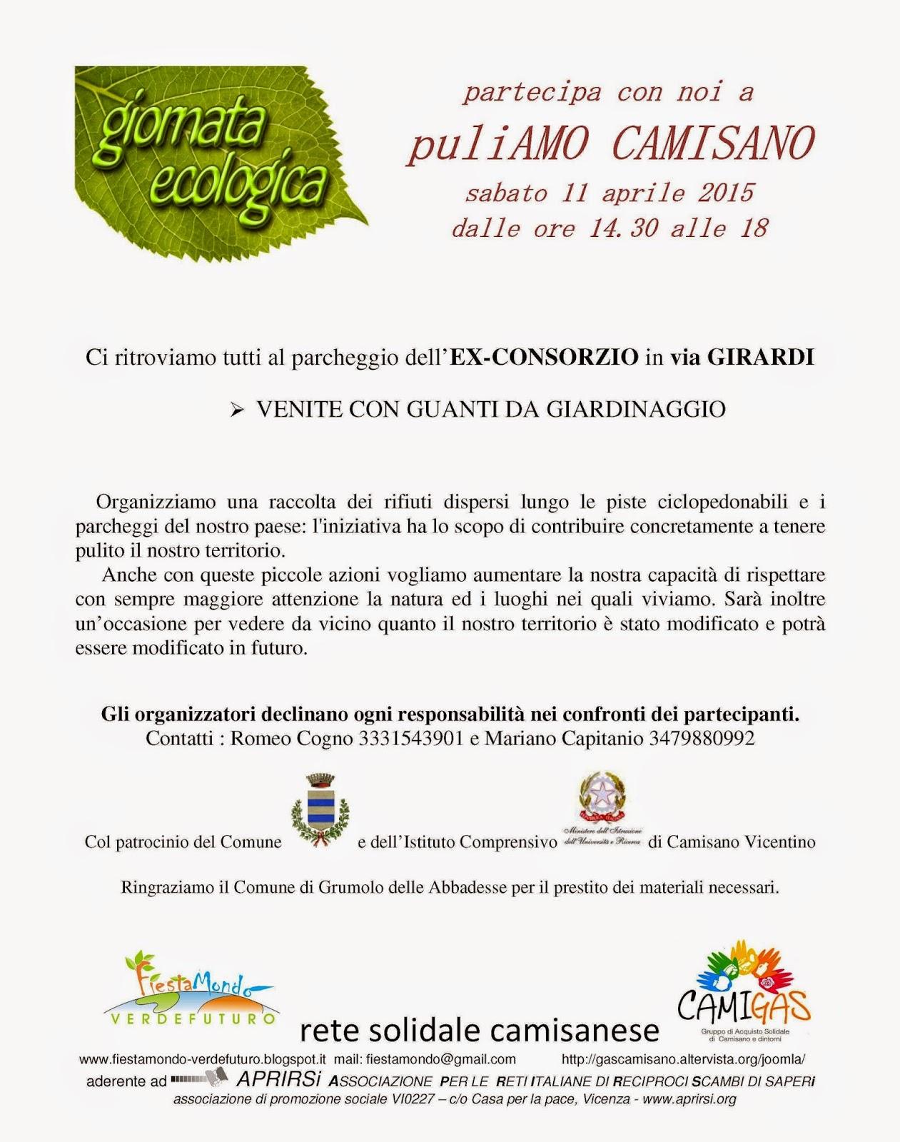 PuliAMO CAMISANO