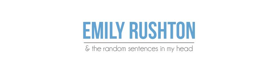 Emily Rushton