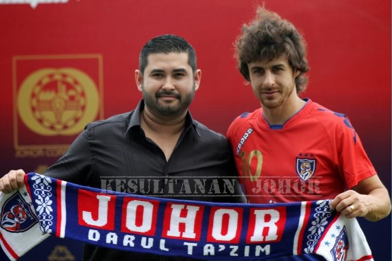 Darul Takzim (JDT) Akan Berwajah Baru Dan Senarai Pemain Musim 2014