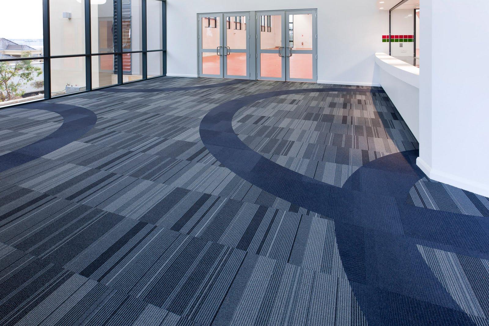How to lay vinyl flooring and carpet floor tiles - Homebase