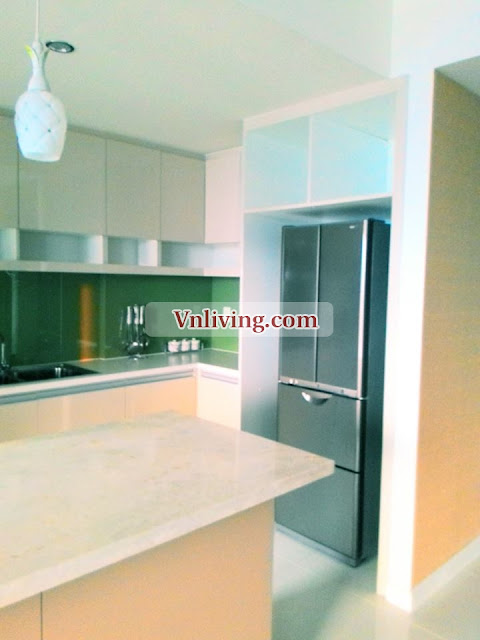 112 sqm 3 bedrooms Tropic Garden apartment for rent furnished