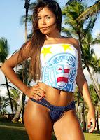 Musa do Bahia Danielle Oliveira