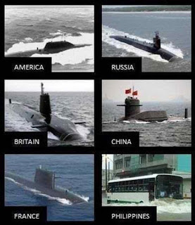 Only in the Philippines : Bus Submarine | Funny Pinoy Jokes ATBP
