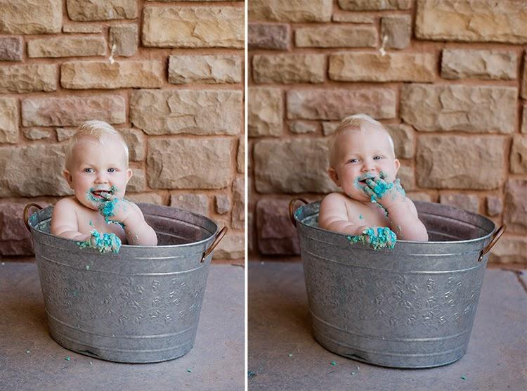 Kristen Lisa Photography : Happy 1st Birthday, Austin!    Utah Baby ...