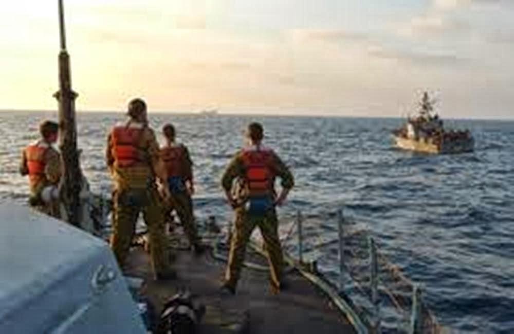 Tentera Laut Mesir Tembak Kapal Pendatang Asal Syria Dan Palestin