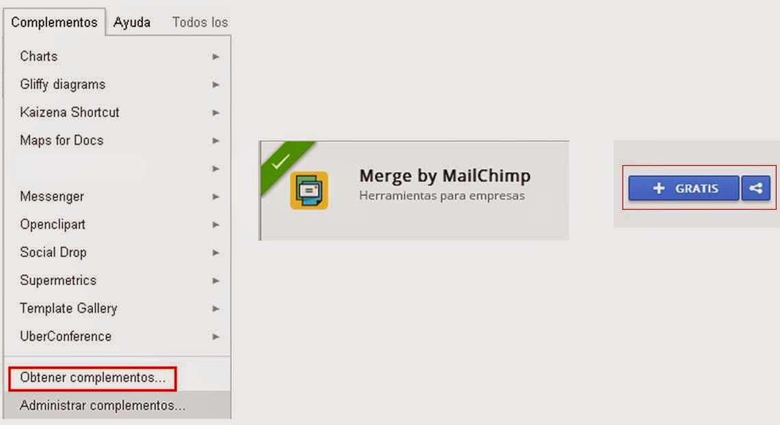 how to clean email from mail chimp to google
