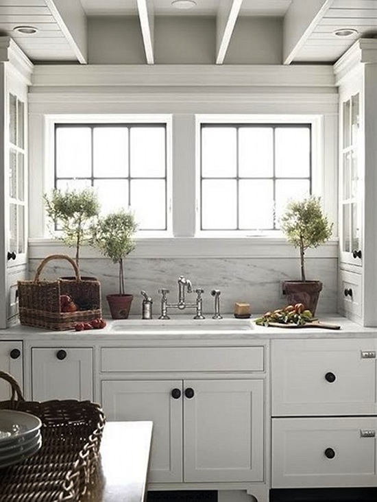The zhush my kitchen dilemma - White kitchens pinterest ...