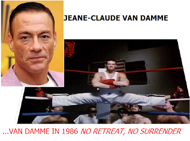 JEANE-CLAUDE VAN DAMME FRIENDSHIP EXCITES ASSEMBLY