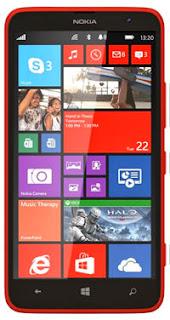 Spesifikasi Review dan Harga Nokia Lumia 1320