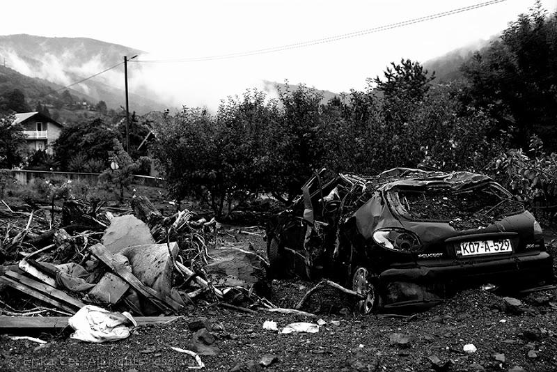 Topčić polje Bosna i Hercegovina Poplave