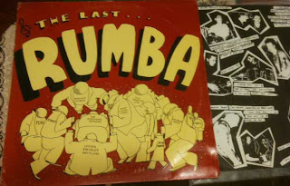 VA: The Last Rumba LP (1983, Flying Nun Records)