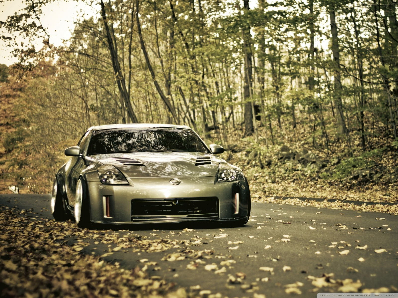 Download Nissan 350Z wallpaper