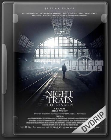 Night Train to Lisbon (DVDRip nIngles Subtitulada) (2013)