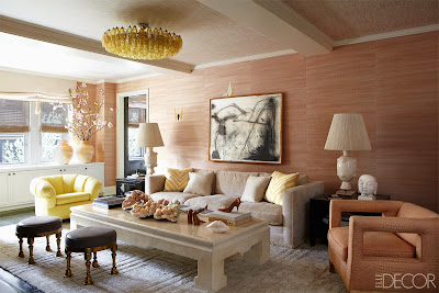 Cameron Diaz's West Village apartment designed by Kelly Wearstler.
