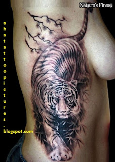 tiger-tattoo-black-and-grey-tattoos