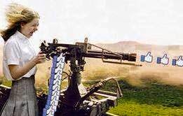 Likes machine gun  facebook malayalam photo comments