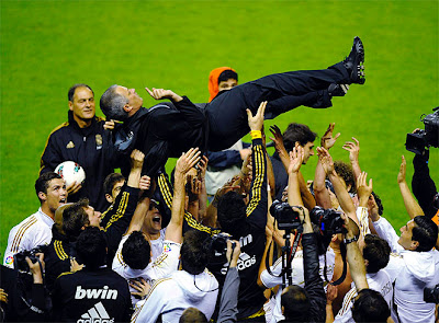 real madrid campione spagna