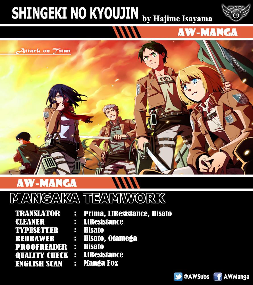 Shingeki no Kyojin Chapter 21-20