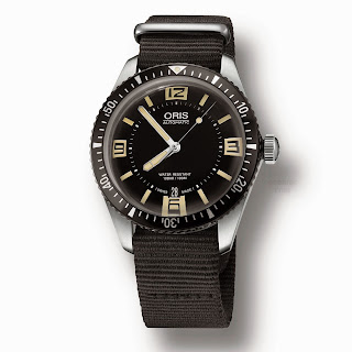 The Divers Sixty-Five from ORIS ORIS%2BDivers%2BSIXTY-FIVE%2B03